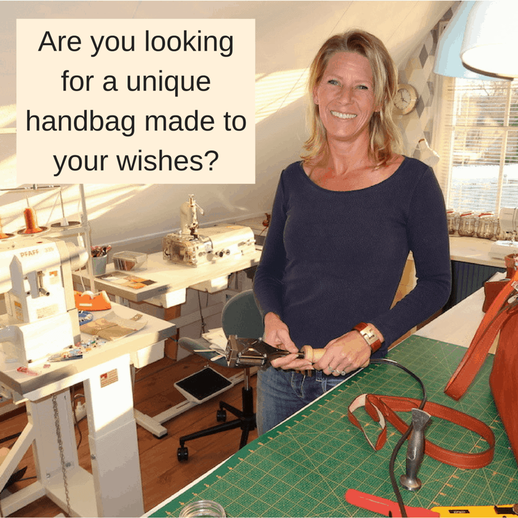 Are you looking for a unique handbag? Hip tassen