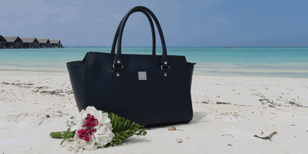 Model Maldive donker blauw