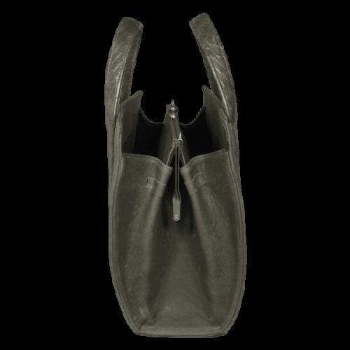 beugeltas grijs zijkant hip tassen