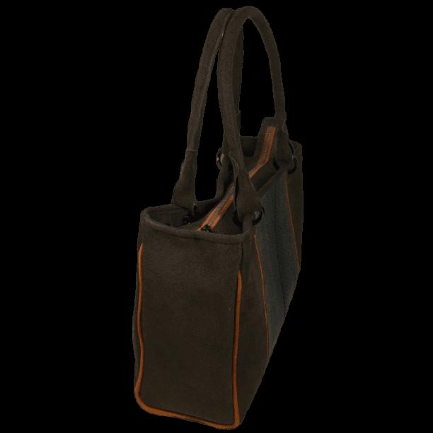 bruine-handtas-zalmleer-model-miami-zijkant-opmaat-gemaakt-hiptassen