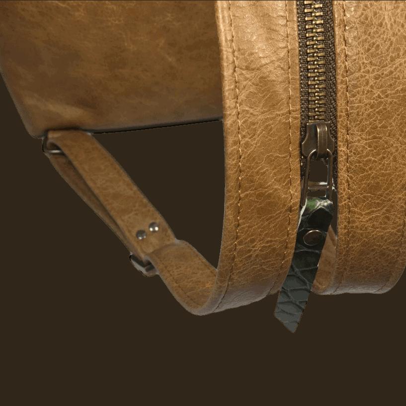 rugtas-werktas-laptoptas-cognac-detail