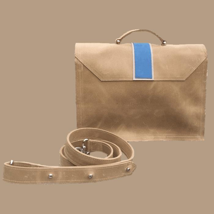 werktas-camel-blauw-achterkant
