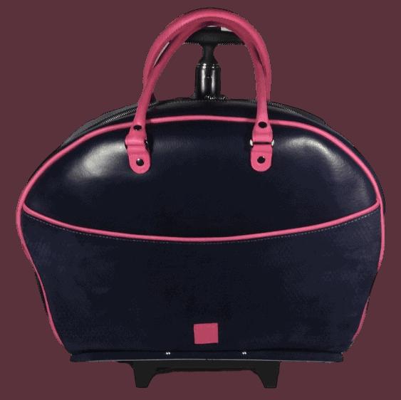 werktas-set-blauw-roze-voorkant-laptoptas
