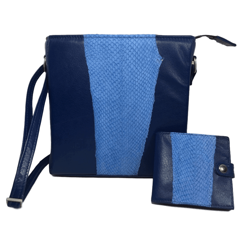 portemonnee-blauw-zalmleer-voorkant