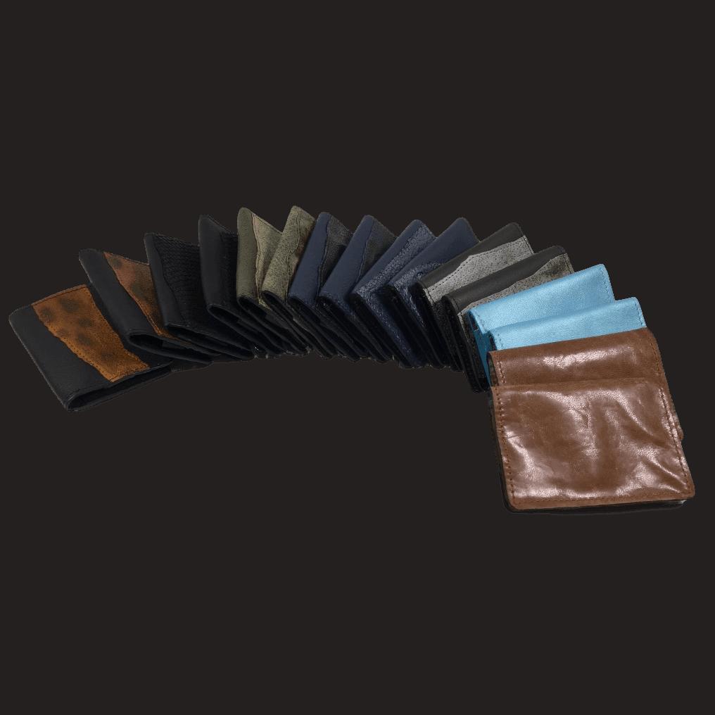 cardholder visleer voor Figuretta of Segrid