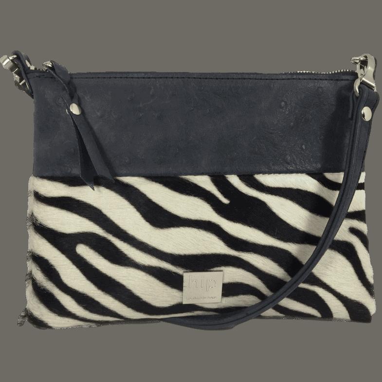 clutch-tasje-struisvogelprint-zebraprint-min