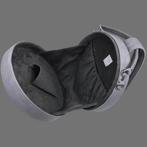 koffertje-tas-blauwgrijs-rond-binnenkant-handgemaakt-hiptassen
