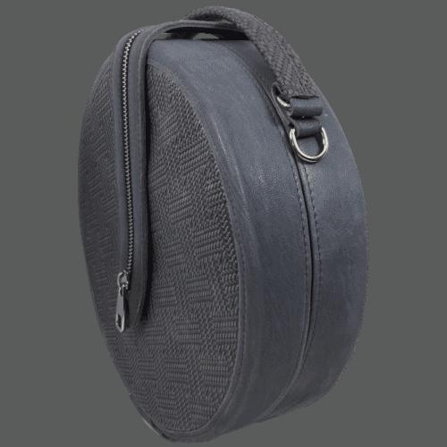 koffertje-tas-blauwgrijs-rond-zijkant-hiptassen-opmaatgemaakt