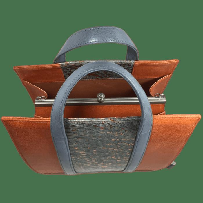 beugeltas-oranje-baars-visleer-binnenkant-hiptassen-handgemaakt