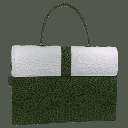 dames-werktas-laptoptas-groen-crocoleer-achterkant-handgemaakt-hiptassen