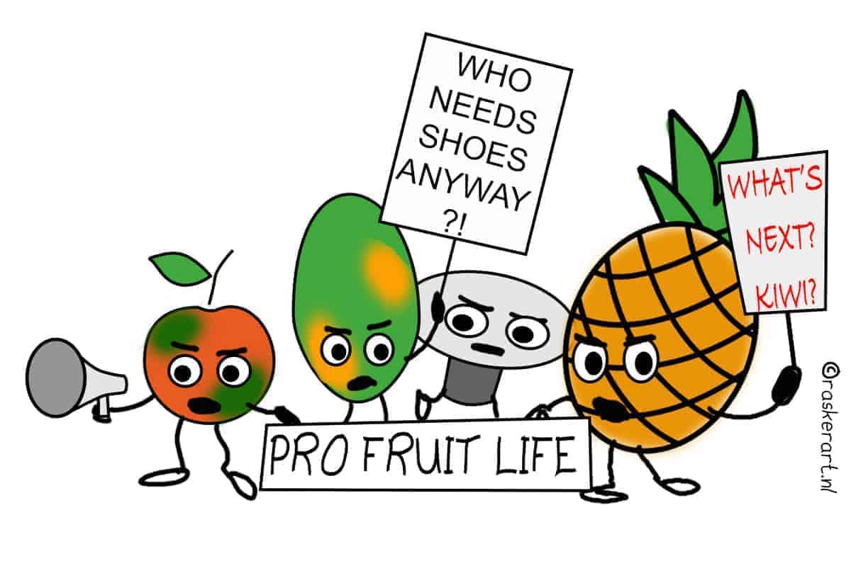 vegan leer waar wordt het van gemaakt