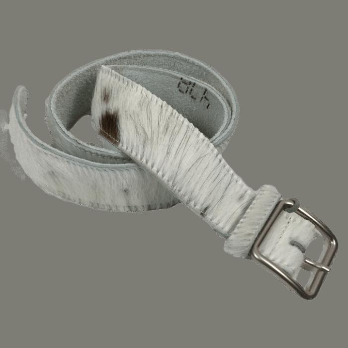 riem gemaakt van runderleer