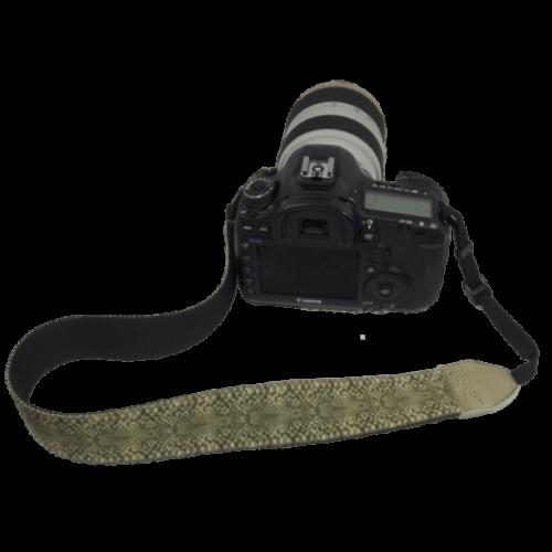 camera met band voor fotocamera